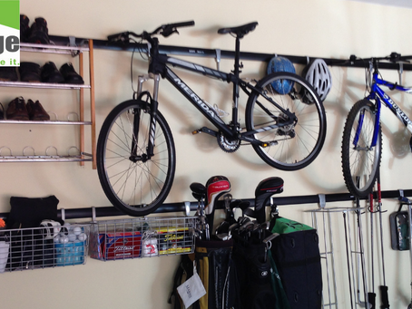 Planning and Designing your own Garage Storage System