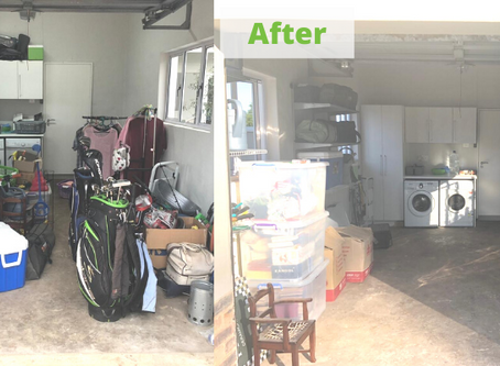 A fantastic garage transformation - Case Study