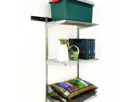 Shelving Units - a useful storage option
