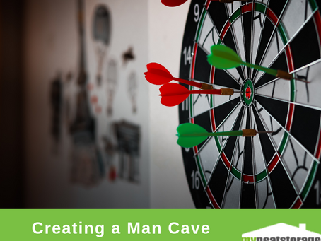 Creating A Man Cave