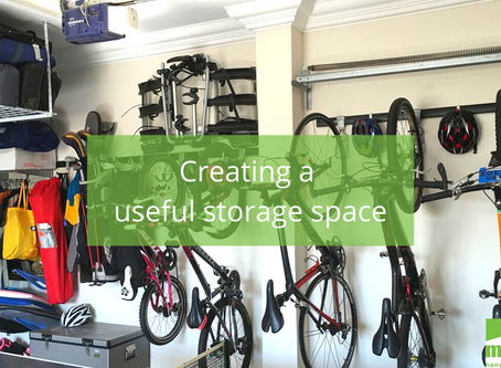 Creating a useful storage space