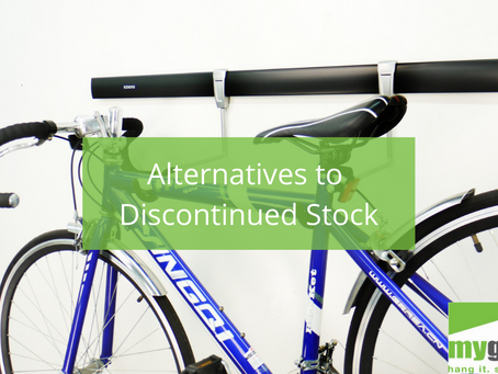 Alternatives to Discontinued Stock