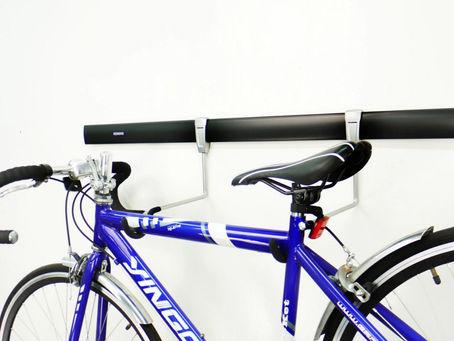 Horizontal Bicycle Storage - Ideal Bike Storage from MyGarage