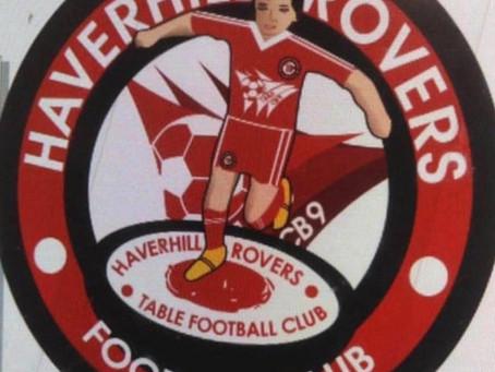 ESA Welcomes Haverhill Rovers Table Football Club