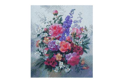 Diamond painting Bloemen