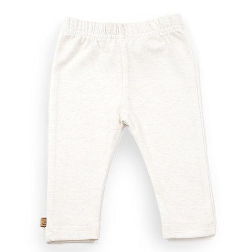 f&d legging off white