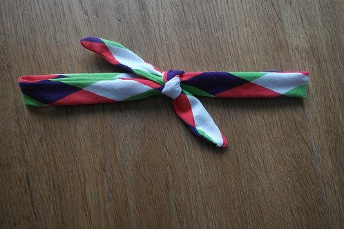 Haarband harlekijn