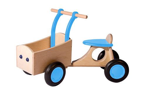 Loop-bakfiets van Dijk toys 5 kleuren