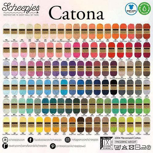 Catona (op bestelling kleurnr vanaf 500)