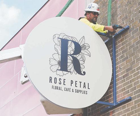 Rose Petal_New Sign_Spence Fowler_Yesco_