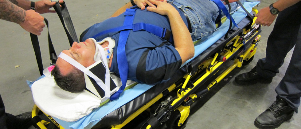 PRE HOSPITAL - EMS