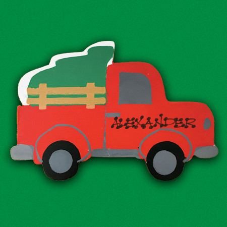 Red Truck 1814