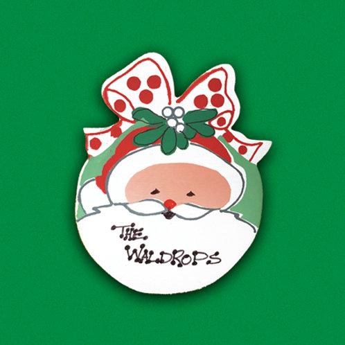 Mistletoe Santa 1908