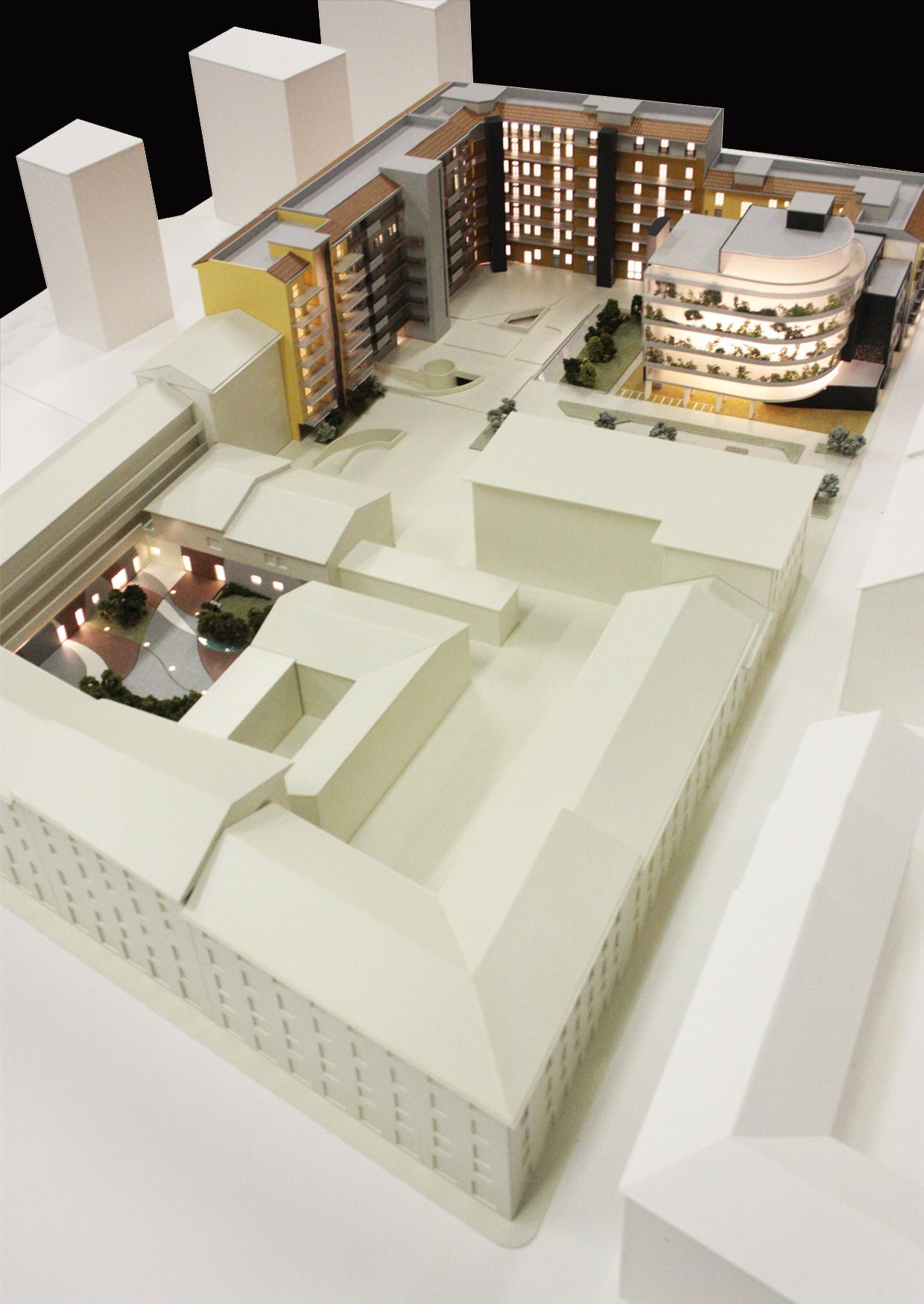 Progetto zona Garibaldi - Milano