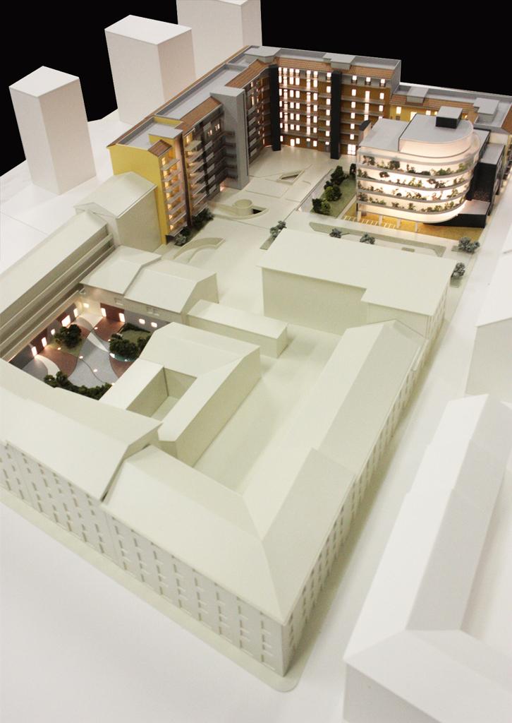 Progetto Zona Garibaldi, concorso.