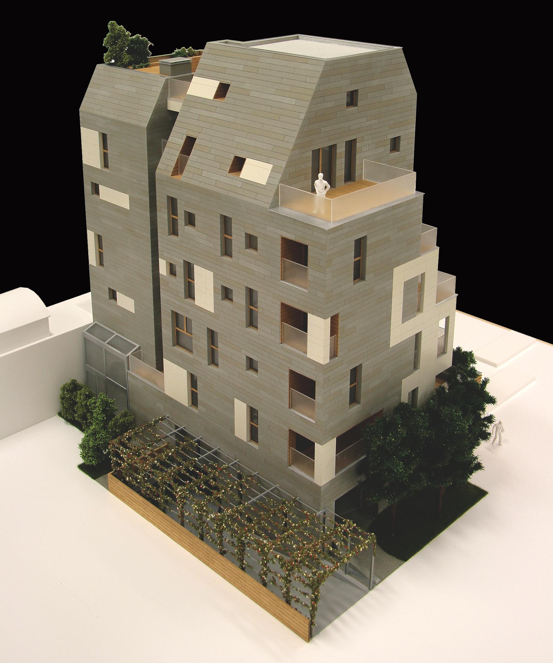 Residenze via Kramer - Milano