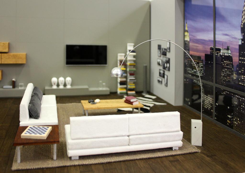 Interior for Bont Blanc
