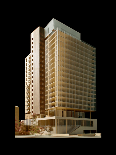 Edificio Residenziale.Kiew