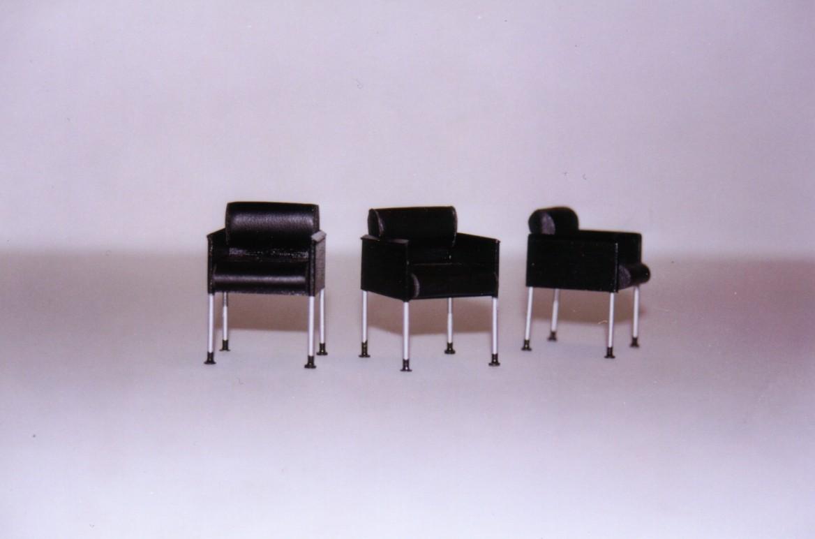 Modello sedia Folio