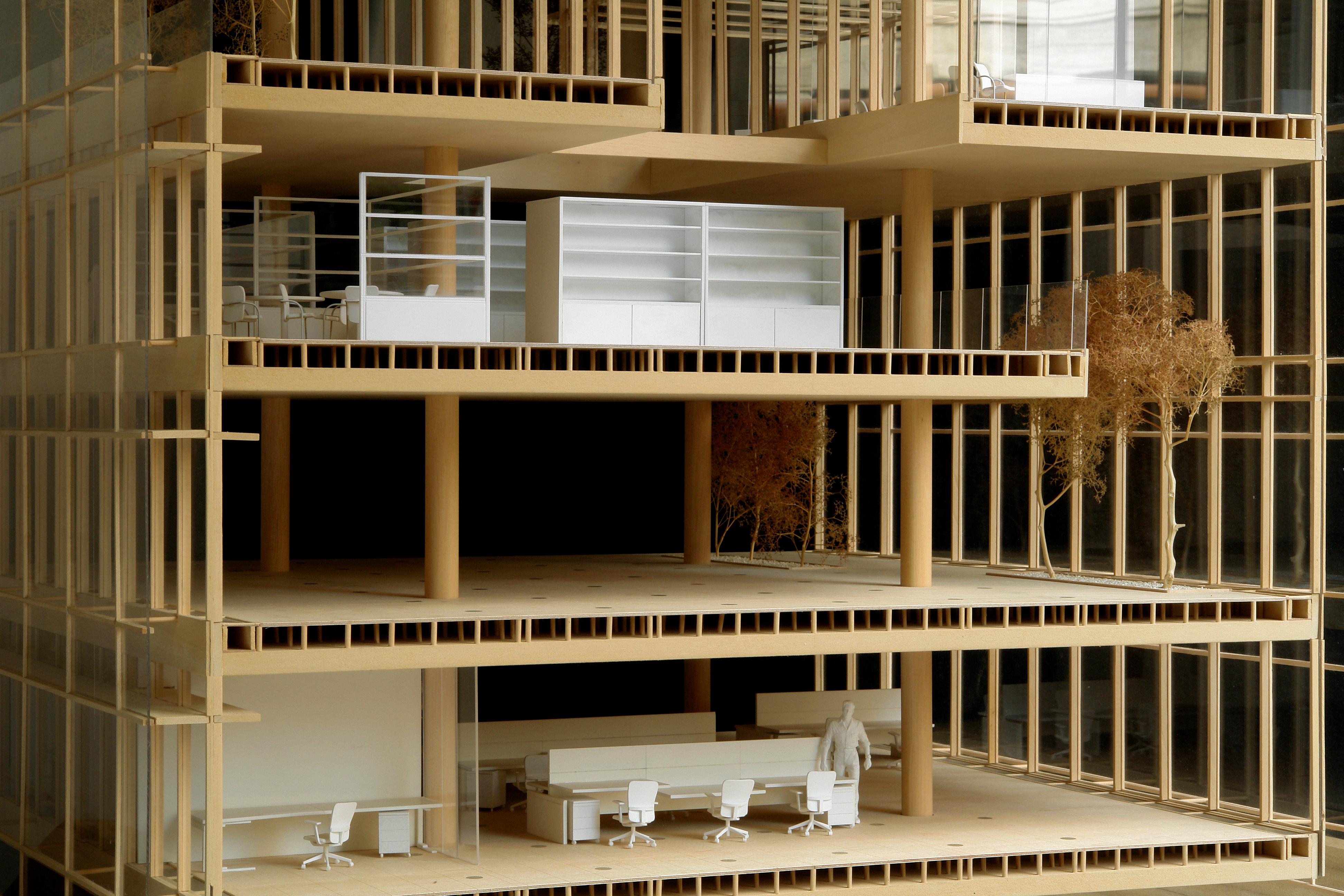 Edificio per uffici Haworth