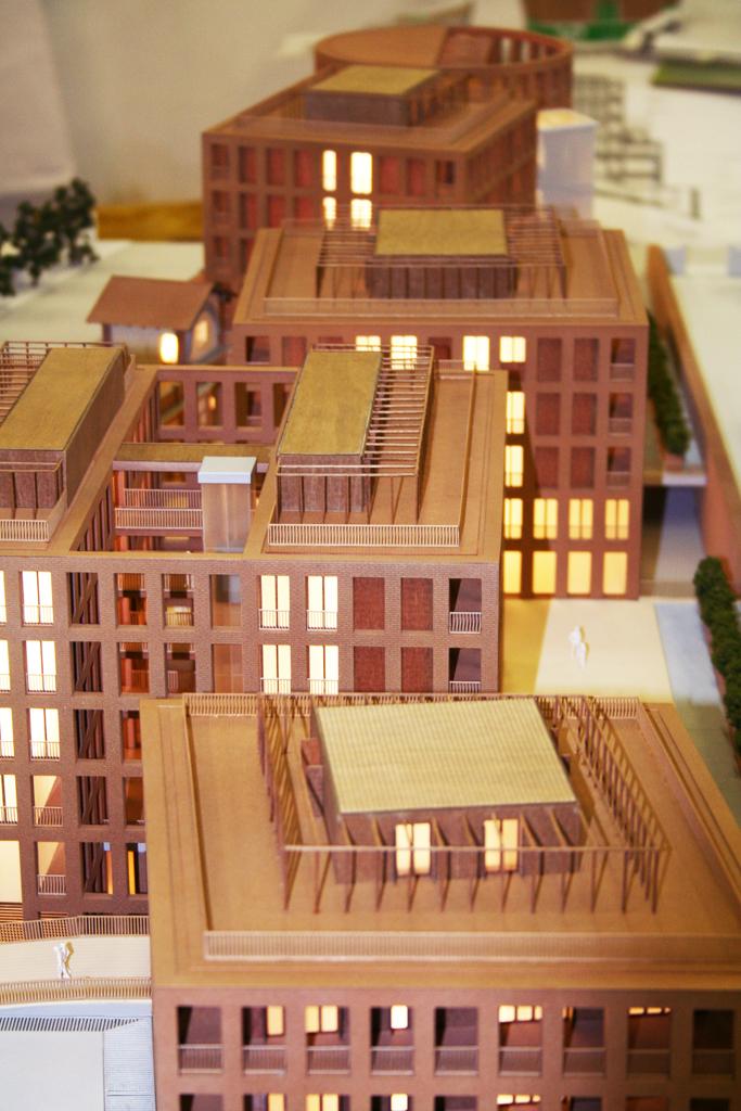Roma Docks, Sviluppo Immobiliare