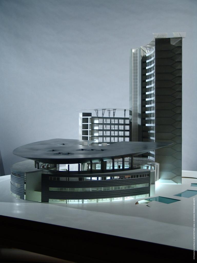 Edificio per uffici Milano