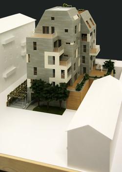 Residenze via Kramer Milano