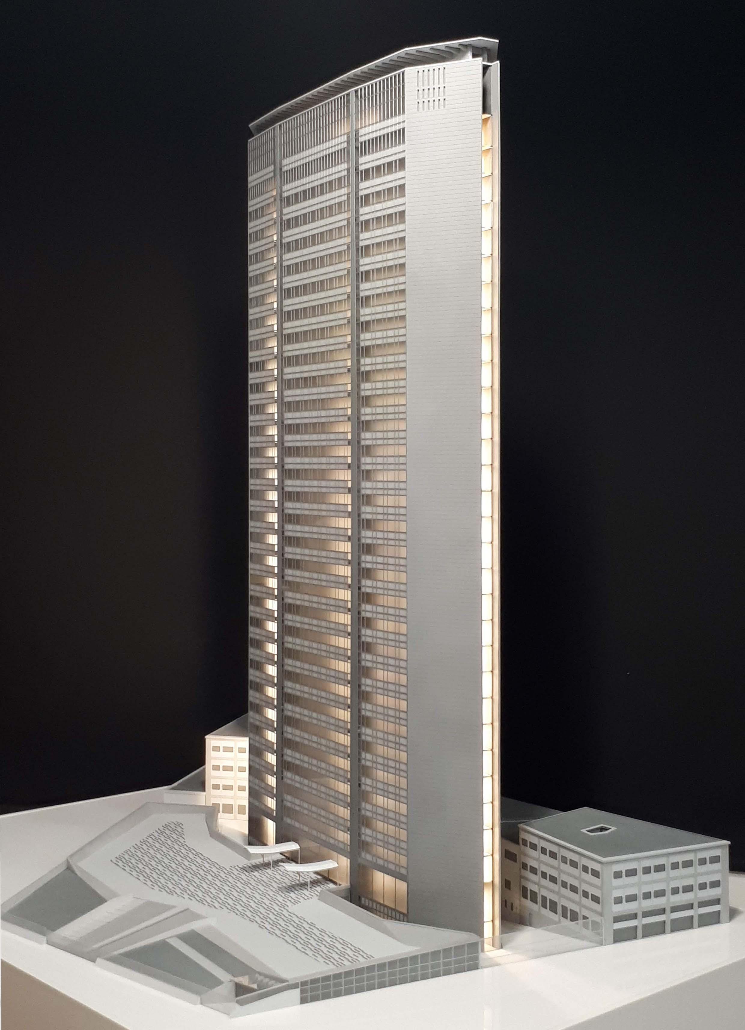 Grattacielo Pirelli, Gio Ponti - Mi