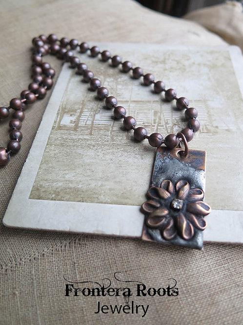 """""""Petals"""" Necklace"""