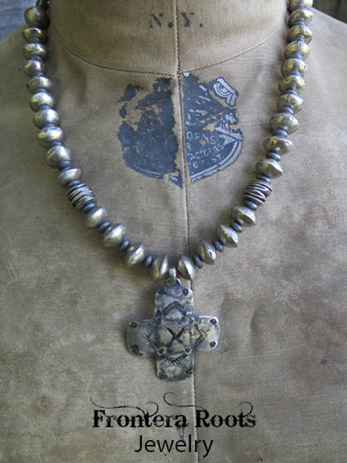 """Acoma Mission"" Necklace"