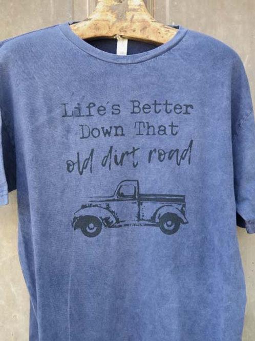 """Life Is Better"" T Shirt"