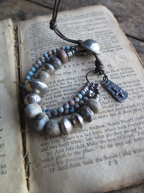 'Rejoice' Bracelet