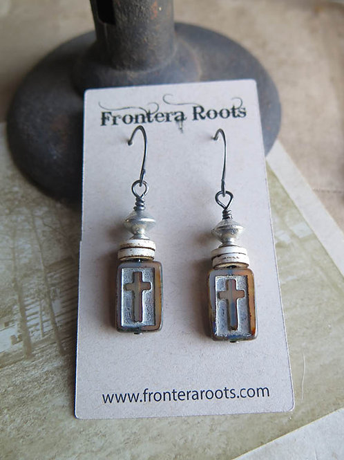 """Comforter"" Earrings"