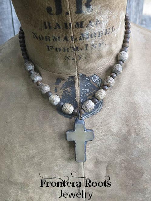"""Cutter Gap"" Necklace"