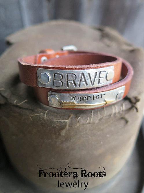 """""""Brave Warrior"""" Bracelet"""