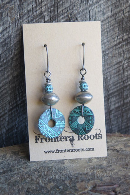 """Colter"" Earrings"