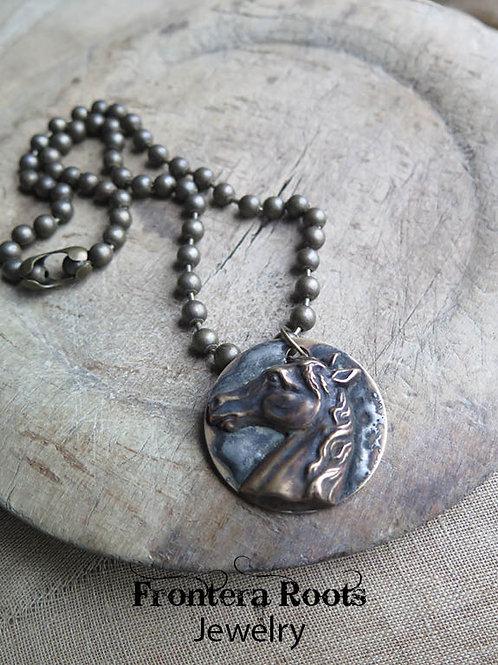 """Profile"" Necklace"
