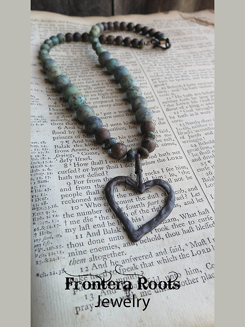 """The Heart Knows"" Necklace"