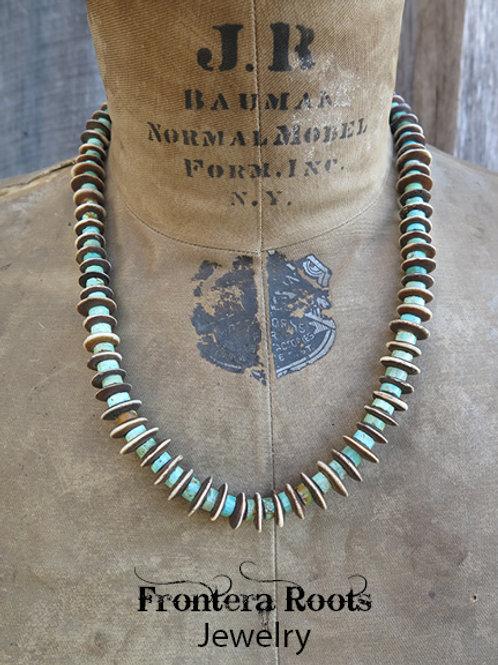 """""""Comanche"""" Necklace"""