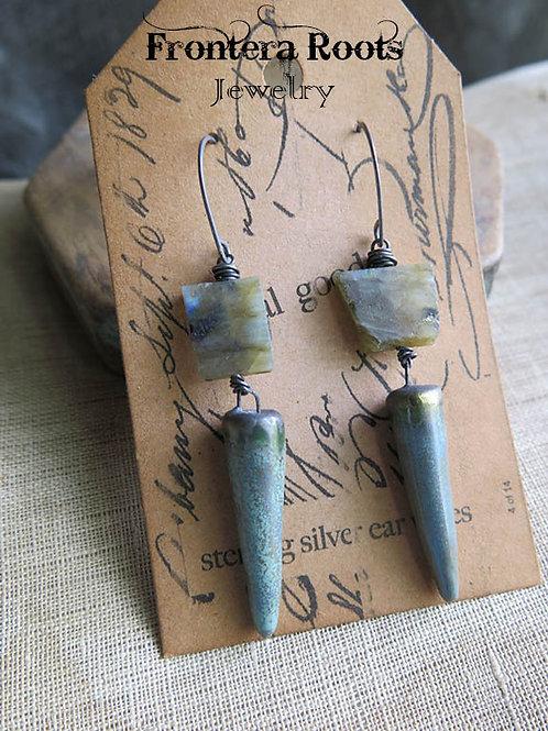 """""""Foothills"""" Earrings"""