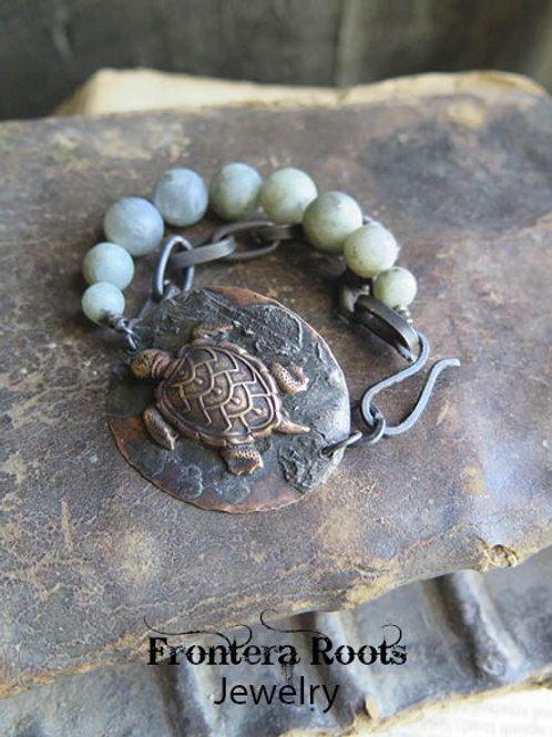 """""""Sea Turtle"""" Bracelet"""