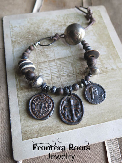 """Lady of Guadalupe"" Bracelet"