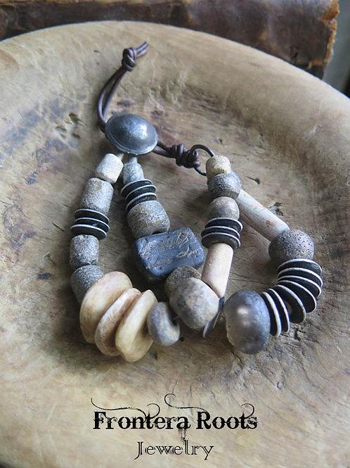 """Stonehearth"" Bracelet"