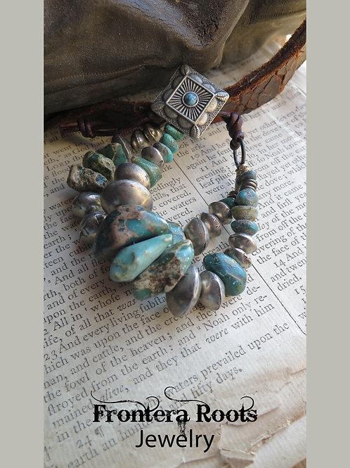 """Tumbleweed"" Bracelet"