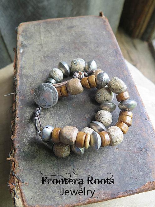 """""""Earth's Bounty"""" bracelet"""