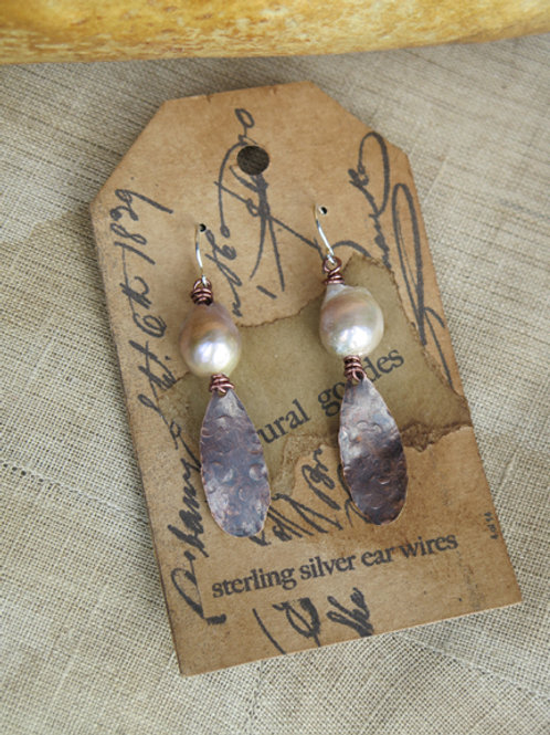 """Remembrance"" Earrings"