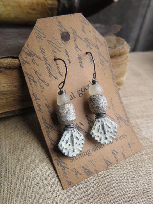 """""""Stillwater"""" Earrings"""