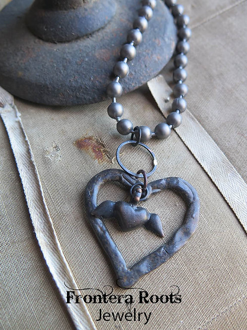 """Take Heart"" Necklace"