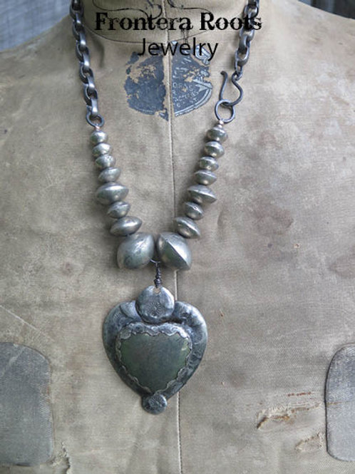 """Little Buffalo"" Necklace"