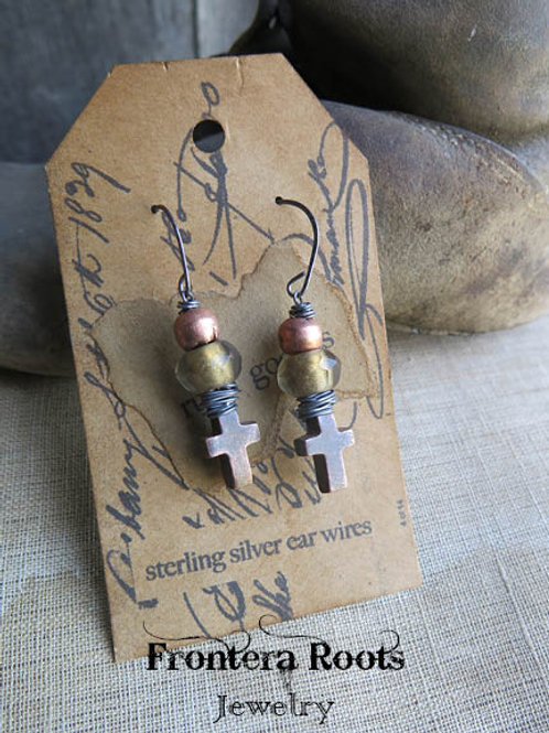 """Good Girl"" Earrings"